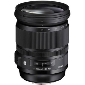 Sigma 24-105mm F/4 DG OS HSM Lens