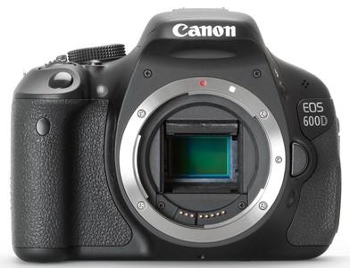 Canon EOS 600D DSLR Camera (Body Only)