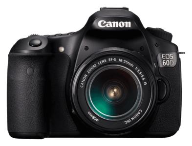 Canon EOS 60D Digital SLR Camera 18-135mm IS II f/3.5-5.6 Kit Lens