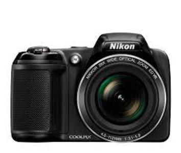 Nikon Coolpix L340 20.2 MP Digital Camera