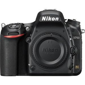 Nikon D750 DSLR Camera Body (Camtronix Warranty)