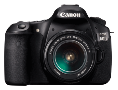 Canon EOS 60D Digital SLR Camera 18-55mm IS II f/3.5-5.6 Kit Lens