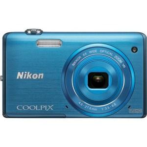 Nikon COOLPIX S5200 Digital Camera (Black)