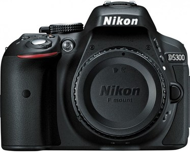 Nikon D5300 DSLR Camera Body (Camtronix Warranty)