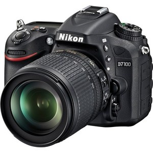 Nikon D7100 DSLR Camera With 18-140mm VR Lens (Camtronix Warranty)