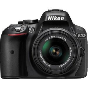 Nikon D5300 DSLR Camera With 18-55mm VR Lens (Camtronix Warranty)