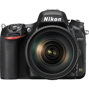 Nikon D750 DSLR Camera with 24-120mm  F4 Lens (Camtronix Warranty)
