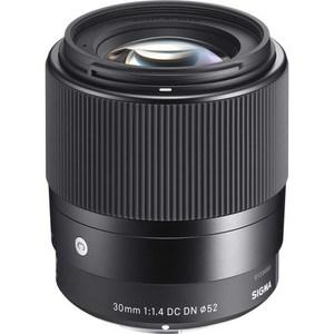 Sigma 30mm f/1.4 DC DN Contemporary Sony E Mount Lens
