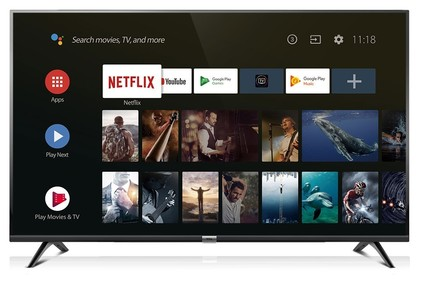 TCL 40″ S6500 Smart Android TV