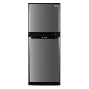 Orient OR-5554IP Ice Series 12 Cu Ft 330 Liters Refrigerator Hair Line Silver