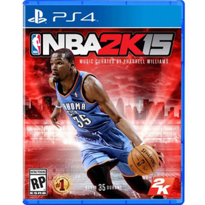 NBA 2K15 Game For PlayStation 4