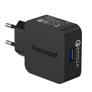 Tronsmart WC1T Quick Charge 3.0 Wall Charger Type-c Cable