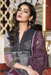 Asim Jofa - Luxury Lawn Collection 18 - AJL18-08B
