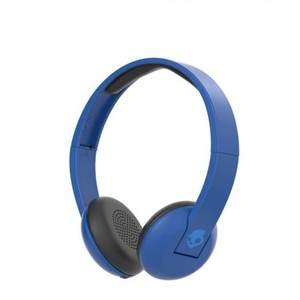 Skullcandy S5URJW-546 Uproar Wireless Bluetooth On-Ear Headphones Royal/Cream/Bluex