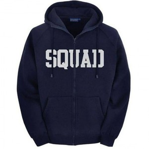 Squad Hoodie By Next Level Clothing