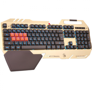 A4TECH B418 Light Strike Bloody Mechanical Gaming Keyboard