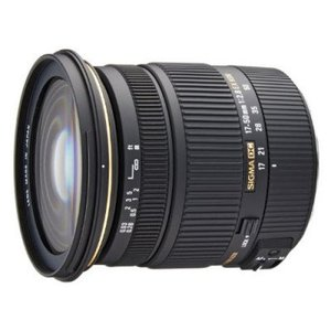 Sigma 17-50mm f/2.8 EX DC OS HSM Zoom Lens for Nikon & Canon