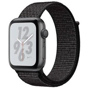 Apple Watch Series 4 MTXD2 44mm Nike+ Space Gray Aluminum Case with Black Nike Sport Loop (GPS+Cellular)