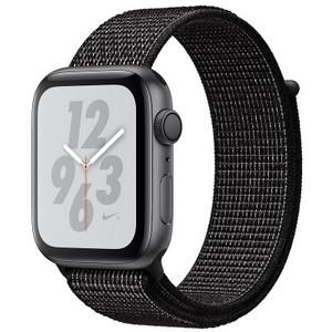 Apple Watch Series 4 MU7G2 40mm Nike+ Space Gray Aluminum Case with Black Nike Sport Loop (GPS)