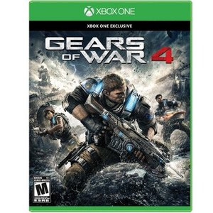 Gears Of War 4 Game For Xbox One