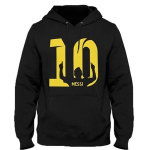 Messi 10 Hoodie By Next Level Clothing