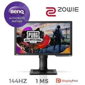 BenQ ZOWIE XL2411P 24 inch 144Hz 1ms Esports Gaming Monitor Ready for PUBG