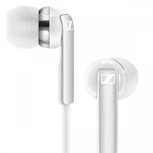 Sennheiser CX 2.00G Earbuds Integrated Mic White