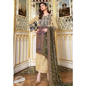 Asim Jofa - Luxury Lawn Collection 18 - AJL18-11B