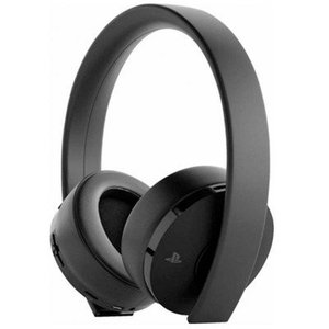 Sony Gold Wireless Headset for Playstation 4