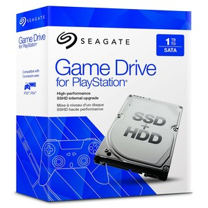 Seagate Game Drive for PlayStation STBD1000101 1TB SATA 6.0Gb/s 2.5 Laptop SSHD