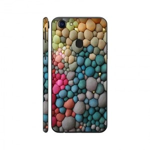 Color Stones Mobile Skin For Oppo F5