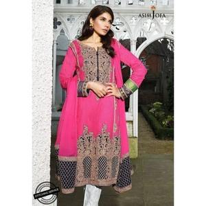 Asim Jofa - Luxury Lawn Collection 18 - AJL18-03A