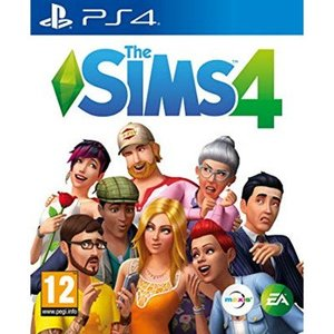 The Sims 4 Game For PlayStation 4