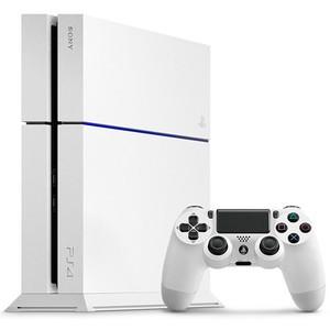 Sony PlayStation 4 500GB Region 2 UK White
