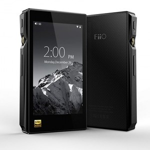 FiiO X5 3rd Gen Hi-Res Certified Lossless Music Player with Touch Screen Android OS With Official Warranty
