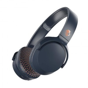 Skullcandy Riff On-Ear Wireless Headphones With Mic Blue Speckle Sunset