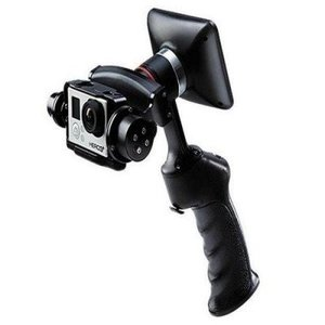 WSM WenPod GP1+ Action Camera Gimbal Stabilizer with LCD Screen