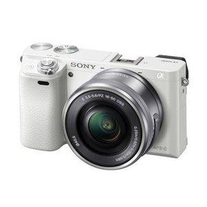 Sony Alpha DSLR-ILCE-6000L Digital Camera