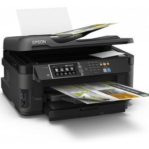 Epson Work force WF-7610DWF (A3 Printer + A3 Scanner + ADF + Wifi)