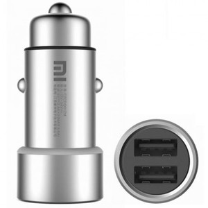 Xiaomi CZCDQ01ZM Dual USB Car Charger