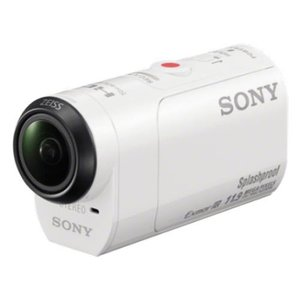 Sony HDR-AZ1VR Full HD Action Cam Mini with Live View Remote Kit