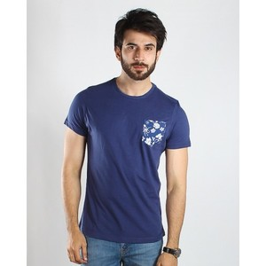 Red Tree - Navy Cotton tshirt - RT1508s
