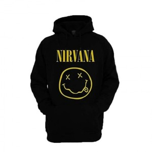 Nirvana Hoodie By Next Level Clothing