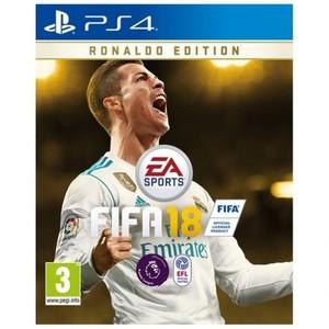 Fifa 18 Ronaldo Edition For PlayStation 4