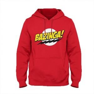 Bazinga Hoodie By Next Level Clothing