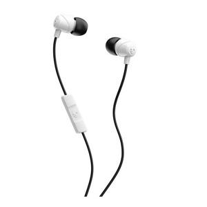 Skullcandy Jib In-Ear Ear Buds With Mic White