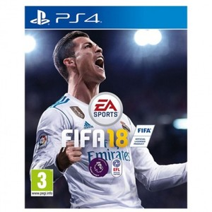 Fifa 18 Standard Edition For PlayStation 4