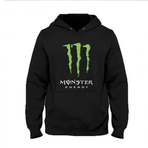 Monster Drink Hoodie By Next Level Clothing