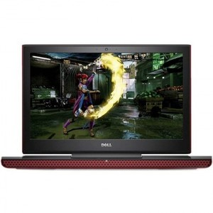 Dell Inspiron 7567 I5-7300HQ 4GB Ram 1TB HDD NVIDIA GeForce GTX 1050 4GB  15.6 WIndow 10 Home With Official Warranty Black