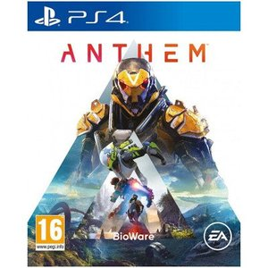Anthem Game For Playstation 4